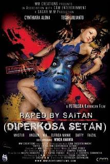 Film Diperkosa Setan