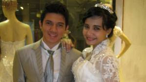 foto syur  Pernikahan Irwansyah & zaskia Sungkar