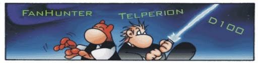 FanHunter Telperion D100