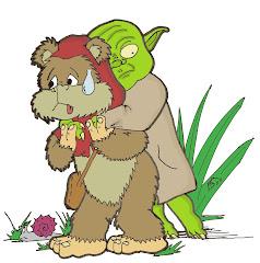 Wonfu y Yoda