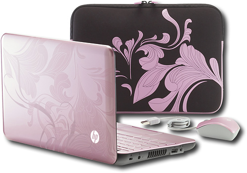 hp mini laptop. P.S: If the laptop look like