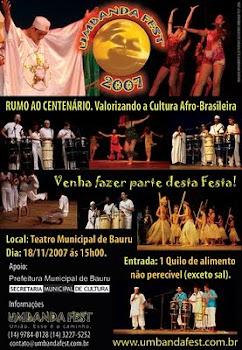 UMBANDA FEST 2007