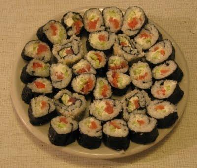 Наши суши хороши