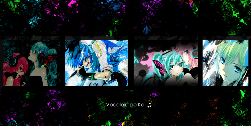 Vocaloid no Koi ♪