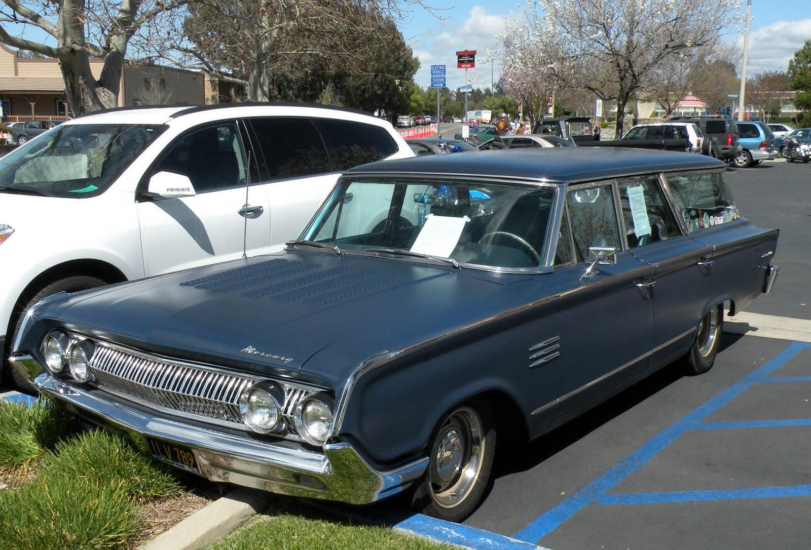1957 mercury commuter wagon parts car 1. Black Bedroom Furniture Sets. Home Design Ideas