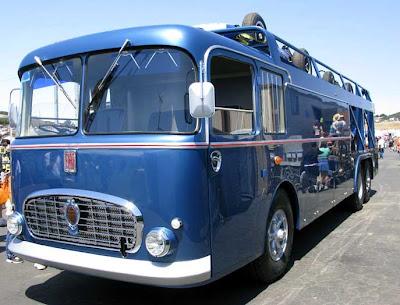 1960 Fiat Bartoletti Scarab Team Transporter