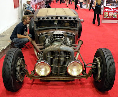 Just A Car Guy The Gas Monkey Garage Rat Rod Nice Overall And - Gas monkey aston martin sale price