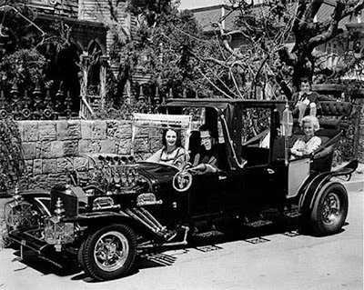herman munster car