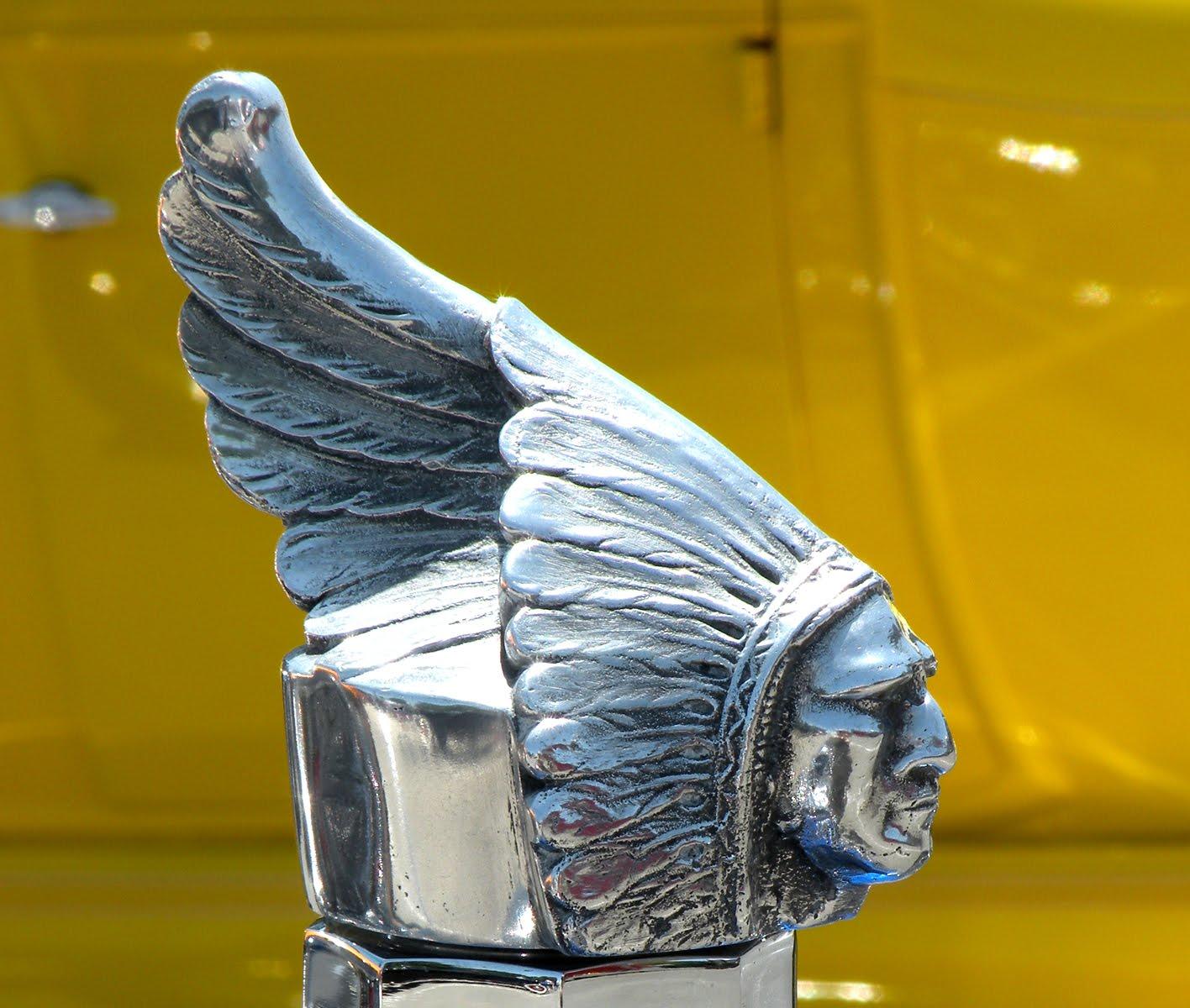 Cool hood ornaments - Cool Radiator Cap Hood Ornament I Haven T Seen Before Might Be A Real Pontiac Piece