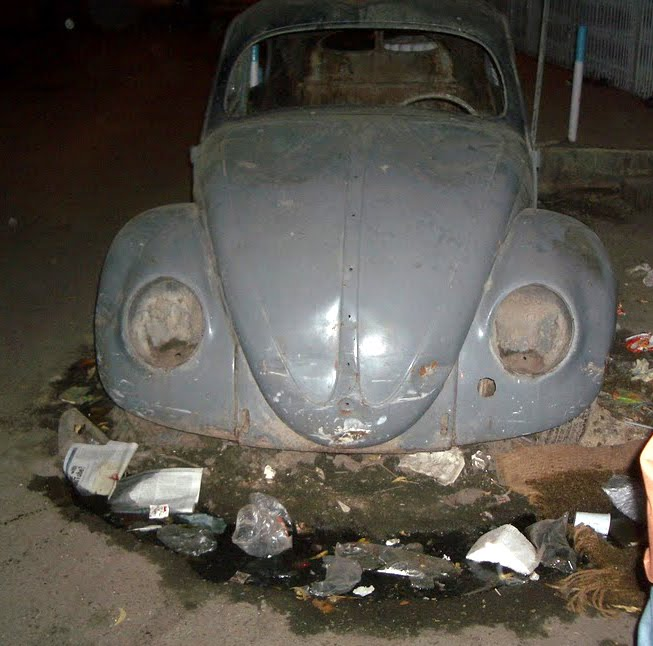 Vw 1600 Max Rpm: Just A Car Guy: The Only (and Lonely) Split Window Beetle