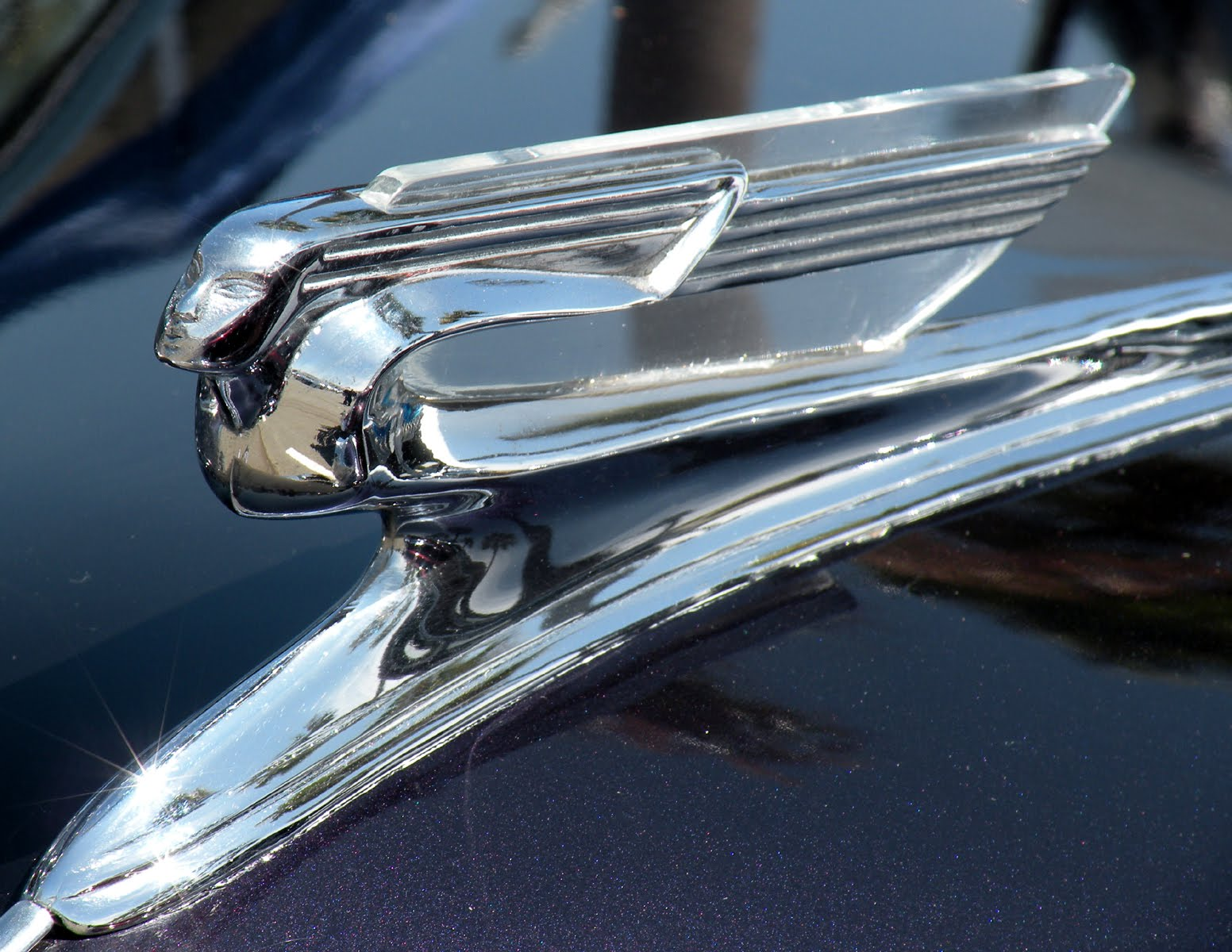 Falcon hood ornament - Wednesday August 25 2010