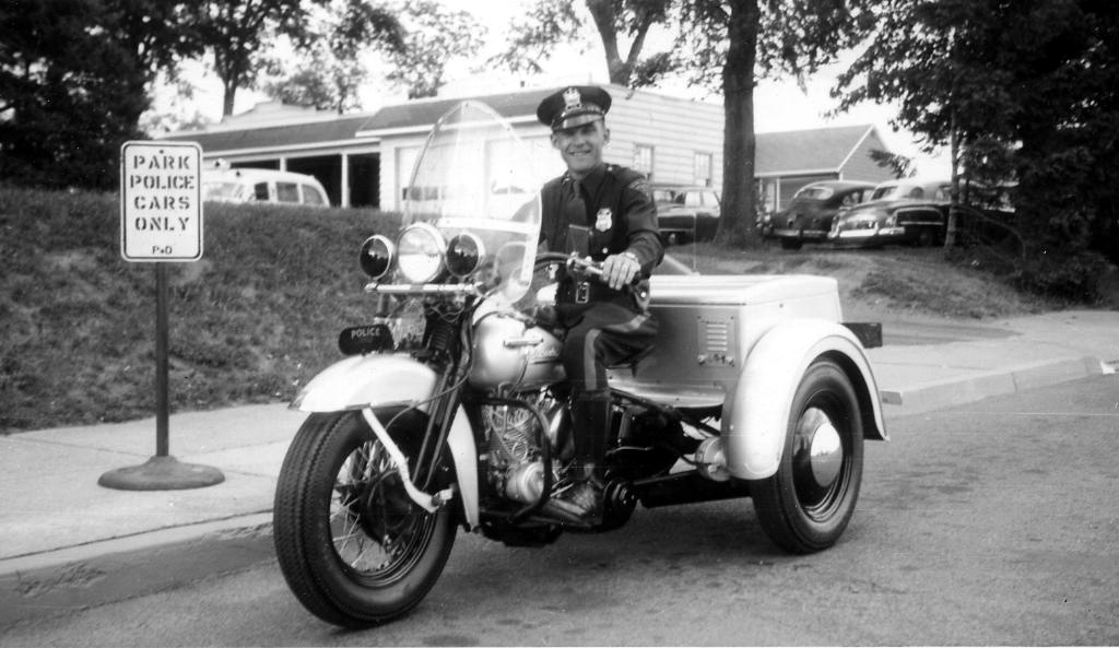 Police Motorcycle | Transport | Topics | Photo Archive | The Old ...