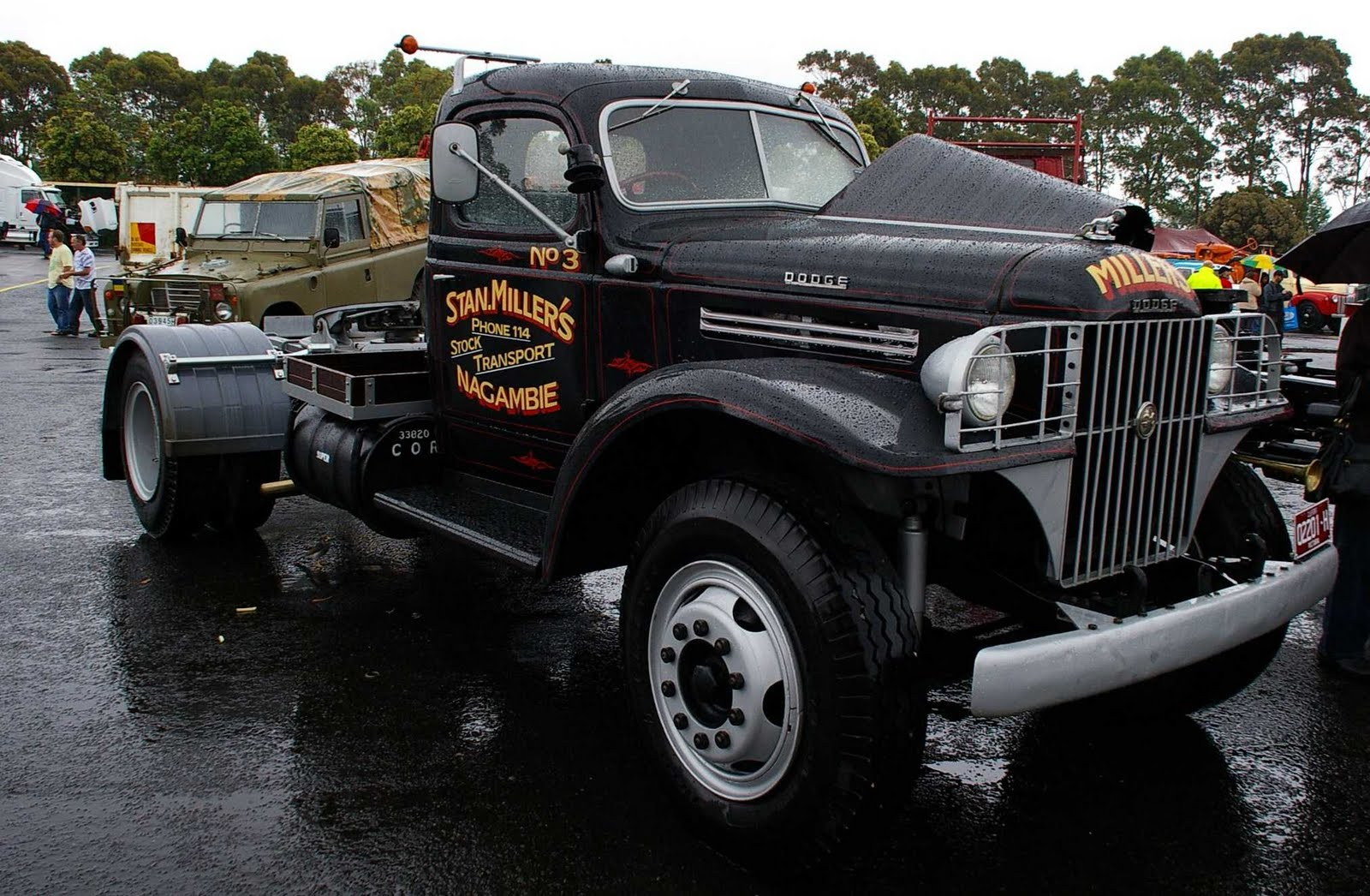 Just A Car Guy: Historic trucks blogspot comes across cool old ...