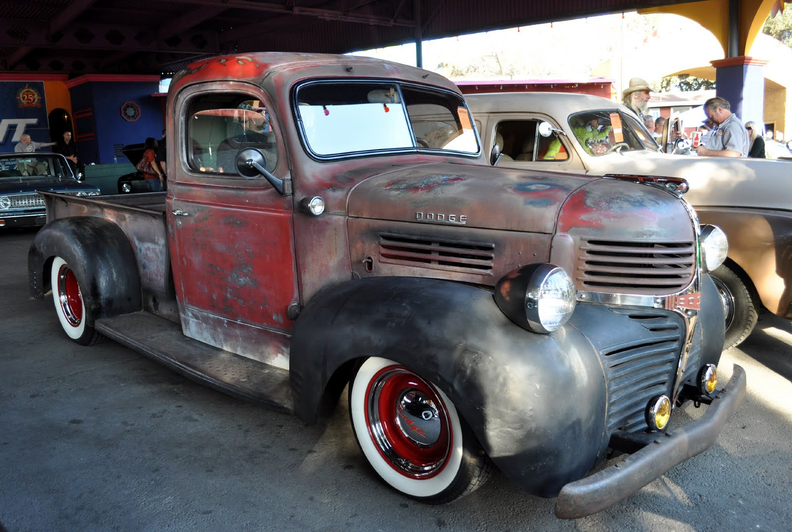 1940 Dodge Truck Rat Rod Dodge Truck Rat Rod