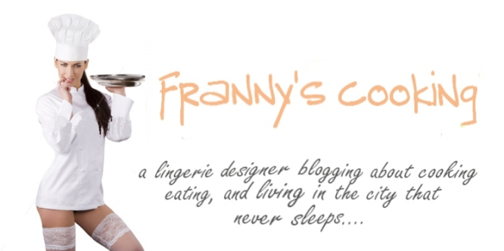 Franny's Cooking
