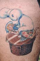 cupcake safado