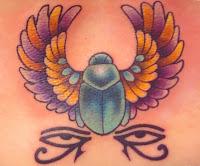 escaravelho tatuagem