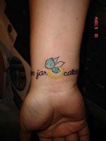 tatoo de vagalume