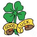 trevo boa sorte