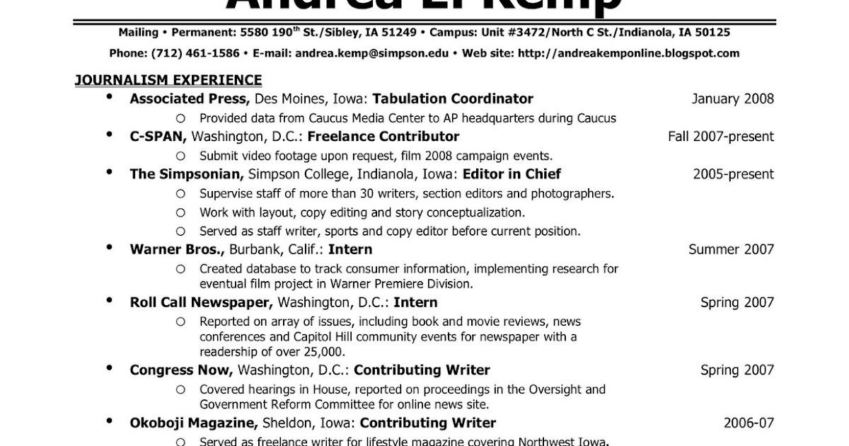 andrea kemp s portfolio view my resume