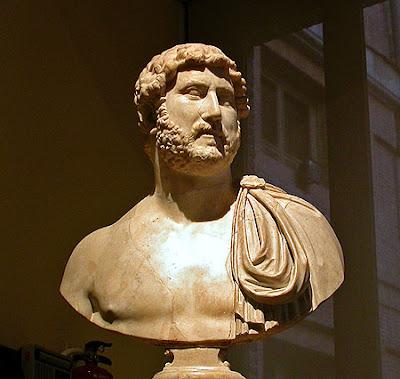 Emperors Courtyard: Emperor Hadrian (Herdian)