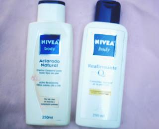 Mis productos para el cuerpo y cabello