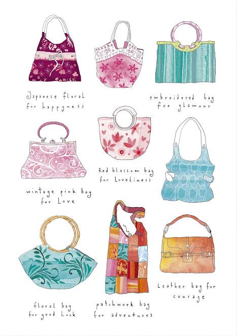 I love bags....