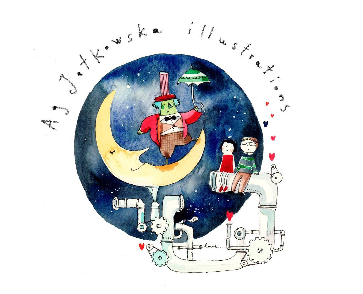 Ag Jatkowska illustration