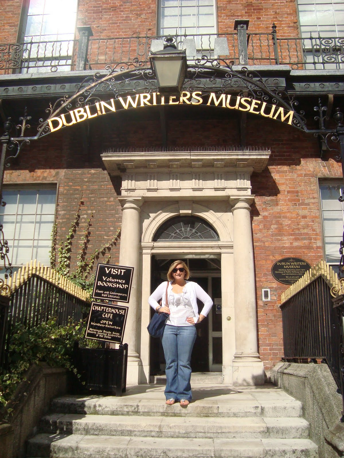Kate's Dublin Adventure: Dublin Writers Museum and The National ...