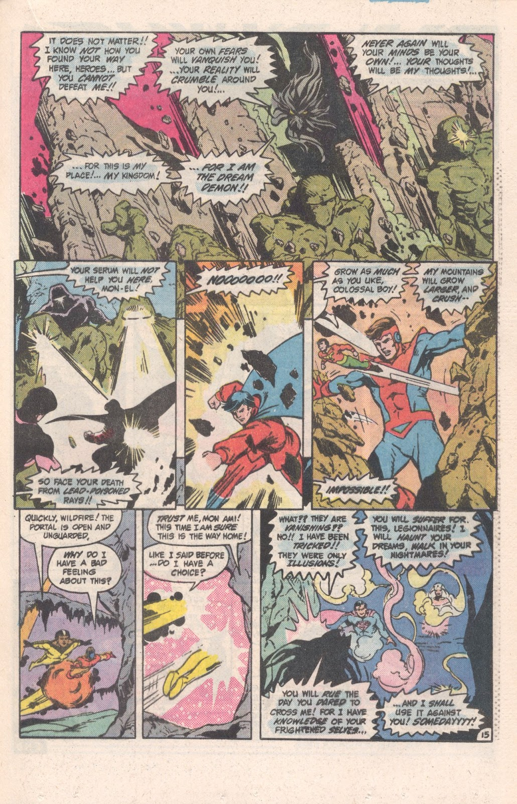 Tales of the Legion Issue #317 #4 - English 16