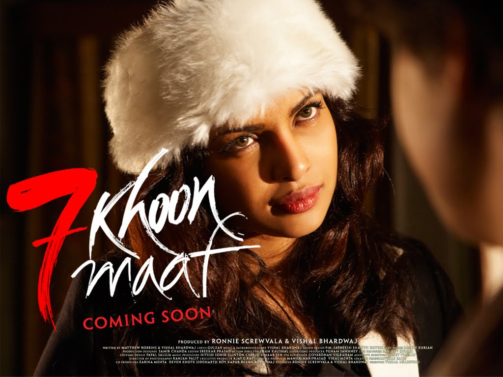 7 khoon maaf movie