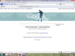 Tampilan Google baru