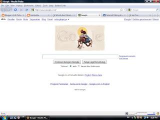 merubah Tampilan Google