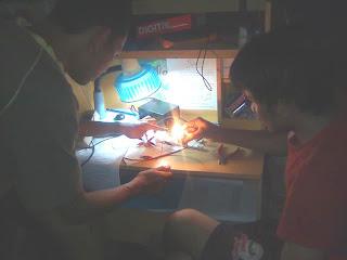 praktek fisika sensor
