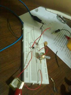 Praktikum sistem sensor