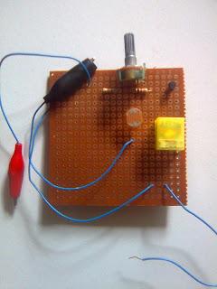 praktek fisika sensor cahaya