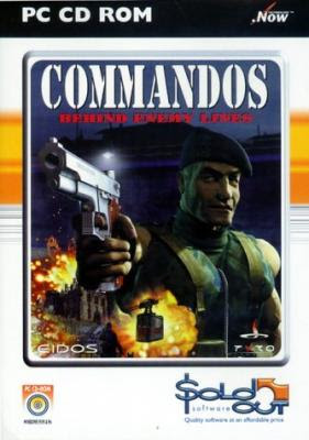 Commandos: Behind Enemy Lines + Expansion Image
