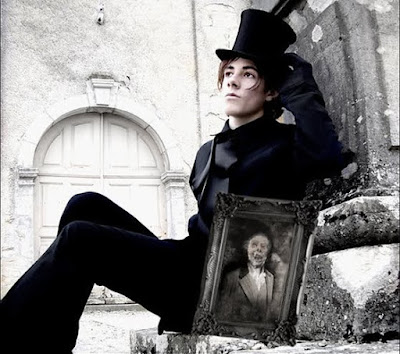 About The pic. of Dorian gray  Dorian