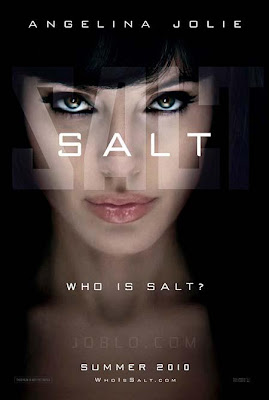 SALT Movie, Angelina Jolie