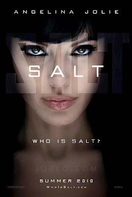 SALT Movie, Angelina Jolie