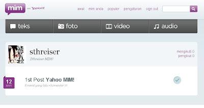 Yahoo MIM!