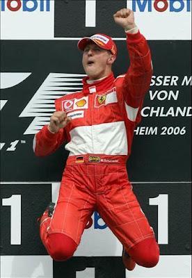 Michael Schumacher, Schumi