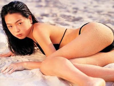 Japanese Supermodel, Yuko Aoki