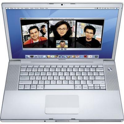 Apple Macbook Pro 2 Ghz Core Duo Laptop