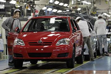 Toyota Corolla Recall