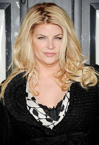 Dancing with the Stars, Kirstie Alley
