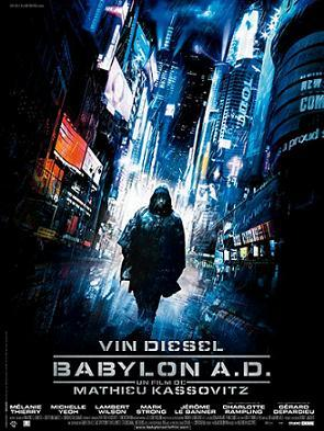 Babylon A.D. Movie