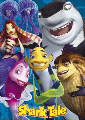 Shark Tale Movie