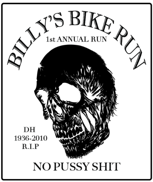 Billy's Bike Run