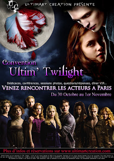 Affiche convention Ultim' Twilight